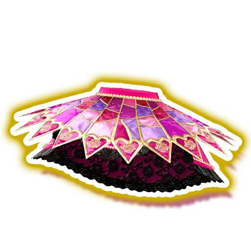 プリパラ【マイチケ】★5-021 モードクラシカルガーベラスカート PR
