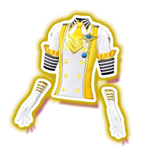 プリパラ【マイチケ】★5-050 エアラインサンセットトップス R