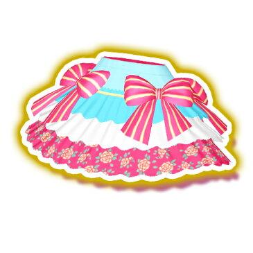 プリパラ【マイチケ】★6-057 キューティーリボンドリームスカート R