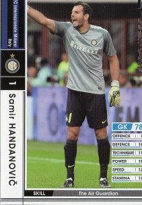 WCCF/13-14/161/FCインテル・ミラノ/サミル・ハンダノビッチ