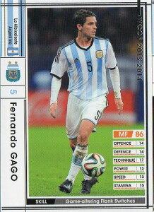 WCCF/13-14/281/アルゼンチン代表/フェルナンド・ガーゴ