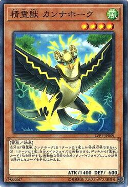 遊戯王/第10期/LINK VRAINS PACK/LVP1-JP069 精霊獣 カンナホーク