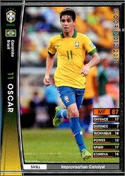 WCCF/12-13 2.0ver/A25/ブラジル代表/オスカル