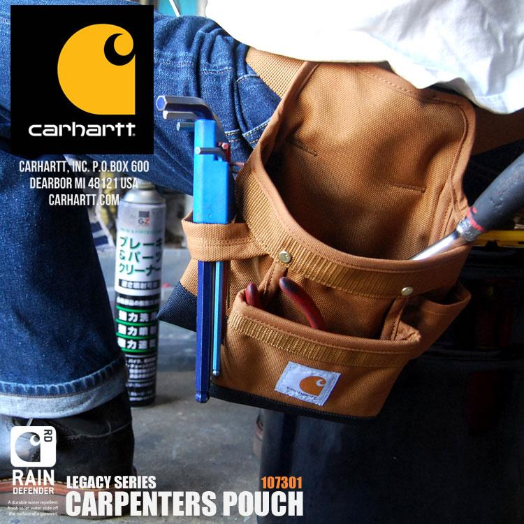 レディースバッグ, アクセサリーポーチ  carhartt carpenters pouch DIY 107301 BBQ