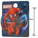【 マーベル MARVEL 】【Can Badge】【アメコミヒーロー!】缶バッジ スパイダーマン【缶バッチ】【 アメ雑 アメリカン雑貨 面白雑貨 】