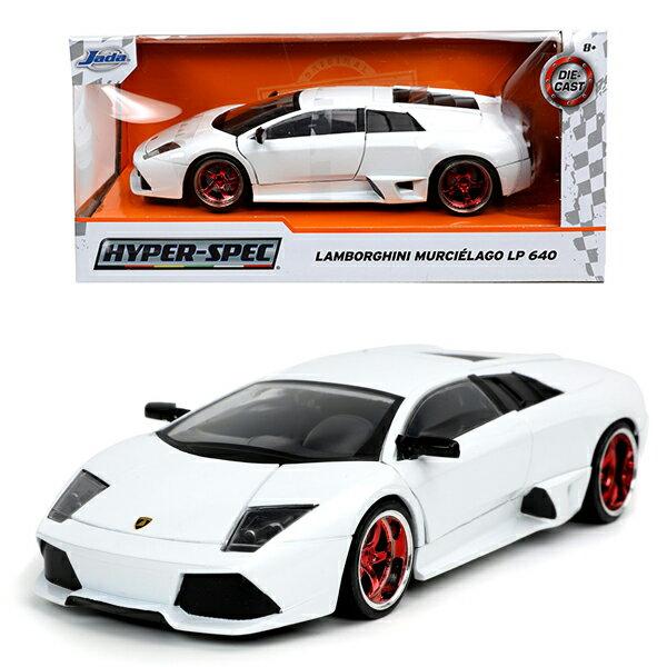 車, ミニカー・トイカー JADATOYS 124 lp640 HYPERSPEC - Lamborghini Murcielago LP640