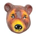 【クーポン利用で10%OFF】【アニマルマスク クマ】くま 熊 ベア 動物お面