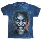 TシャツOKERDCCOMICSINJUSTICEVIDEOGAMET366-MジョーカーtシャツアメリカメンズMサイズメンズ半袖TシャツUネックTシャツアメカジカジュアル