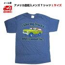 TシャツT365-LILIKEBIGTRUCKStシャツフォードtシャツアメリカメンズLサイズUネックメンズTシャツ