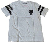 TシャツMARVEL176T-M/マーベルCASTLE74PUNISHERパニッシャー【USMサイズ】【JPメンズLサイズ】