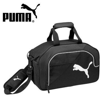 プーマ(puma)メディカルバッグ(ダッフルバッグ ボストンバッグ スポーツバッグ バッグ 鞄 かばん チーム サッカー 試合 練習 スポーツ 部活動 運動 黒 ブラック )072555