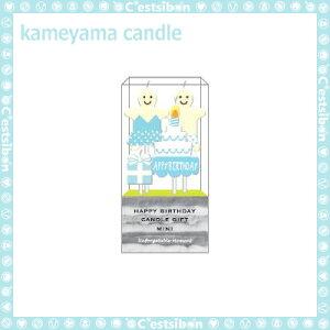 ハッピーバースデーキャンドル-ミニ-【誕生日】【ギフト】【プレゼント】【誕生日ケーキ】【ろうそく】【亀山】【kameyama】