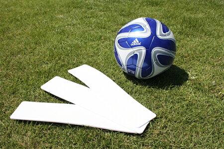 ラインマーカー15枚セットサッカー・フットサル・ハンドボールの練習に