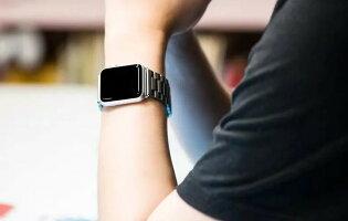 AppleWatchアップルウォッチ全種類対応交換用ベルト高級ステンレスベルト交換用リストバンドIWT