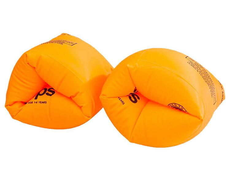 アームフロート2個セット 腕用浮き輪 子供/大人兼用 アームリング 高耐久PVC製 2つのエアー室で安心 両腕用 海 プール 水遊び 水泳教室に アーム浮き輪 UMUKW078画像