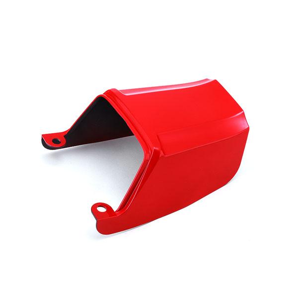 563564  新品Z400FXテールカウルリプレイス品ブラック黒レッド赤ABS樹脂(CHERRY)