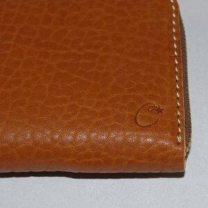 ニュークラシックCMJS-008CHAM製品完成後水分を加えて擦むことによりボリュームがある自然な仕上がり。財布革プレゼントナチュラル