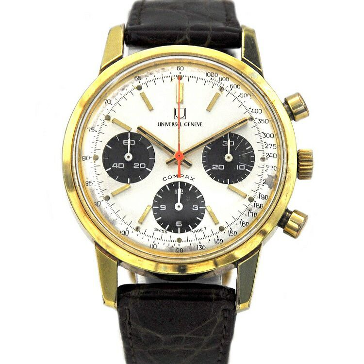 腕時計, メンズ腕時計  59110002 COMPAX OH GP 263 Universal Geneve