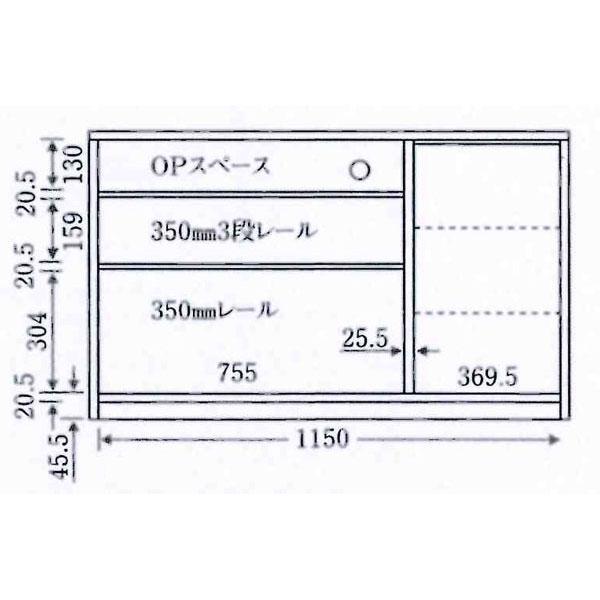 【ポイント増量&お得クーポン】 サイドボード テレビ台国産 120cm幅 「レジェンド」開梱設置