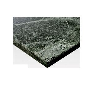 【 テーブル 天板のみ 】テーブル天板  天然大理石 ディノスグリーン フレームなし T-0083  W1200×D600×t30  【 テーブル天板 パーツ 机 DIY 】