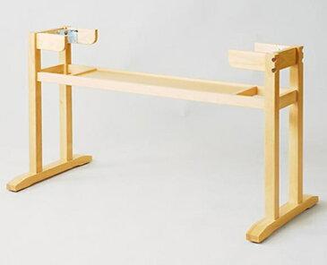 【 テーブル 脚 パーツ 木製 】 テーブル脚(木製脚) M2-NQ (NA ナチュラルクリアー) 【ワークス】
