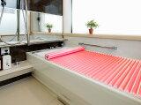 【風呂ふた送料無料】東プレ カラーウェーブ風呂ふた M10 ピンク 70×100cm用風呂ふた_10P03Sep16
