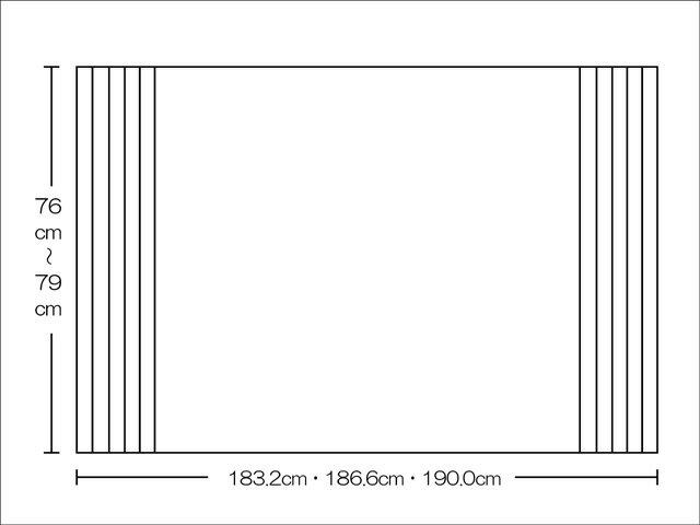 【風呂ふた送料無料】東プレ くるくる巻ける巻きふた オーダーシャッターふた76~79×183.2・186.6・190.0cm_10P03Dec16