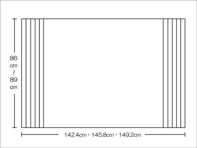 【風呂ふた送料無料】東プレ くるくる巻ける巻きふた オーダーシャッターふた86~89×142.4・145.8・149.2cm_10P03Dec16