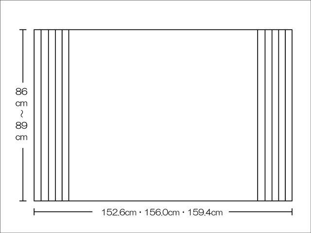 【風呂ふた送料無料】東プレ くるくる巻ける巻きふた オーダーシャッターふた86~89×152.6・156.0・159.4cm_10P03Dec16