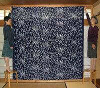 大風呂敷 桐唐草-七巾(230cm)