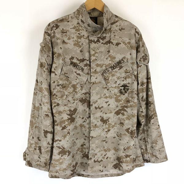 メンズファッション, コート・ジャケット U.S MARINE BDU ACU S n010188