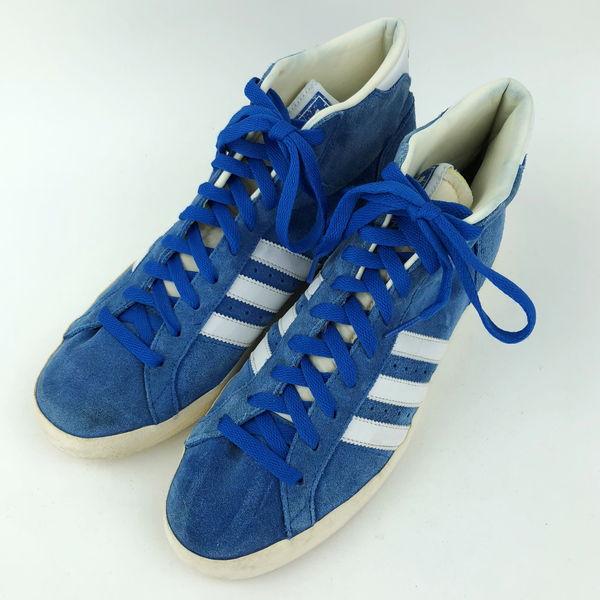 メンズ靴, スニーカー  adidas ORIGINALS Basket Profi Retro Vintage Hi Top 27.5cm n011025