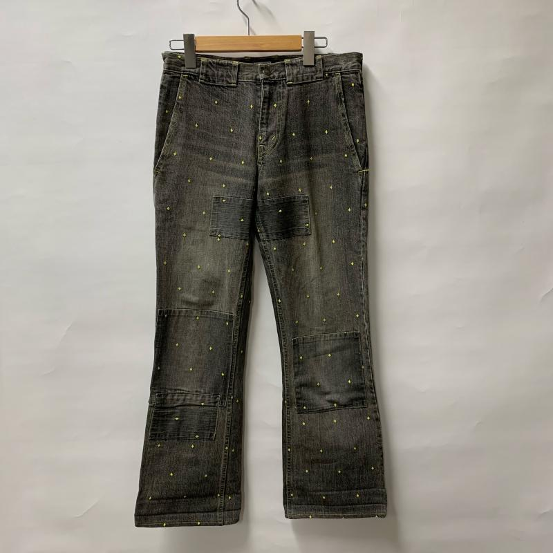 メンズファッション, ズボン・パンツ UNDERCOVER Pants, Trousers Denim Pants, Jeans haze USED10011855