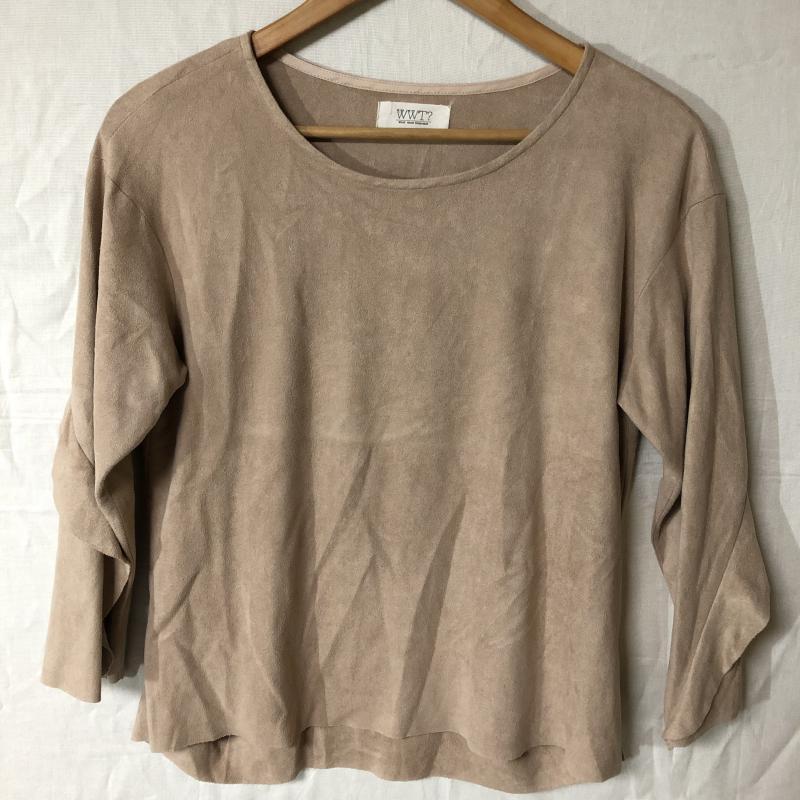 トップス, Tシャツ・カットソー WWT Cut and Sewn USED10012278