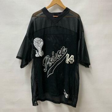KTZ ケーティーゼット 半袖 Tシャツ T Shirt メッシュ【USED】【古着】【中古】10015881
