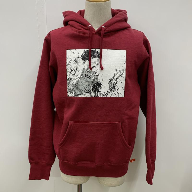 トップス, パーカー Supreme Hooded Sweatshirt, Hoodie Akira Arm Hooded Sweatshirt USED10028740