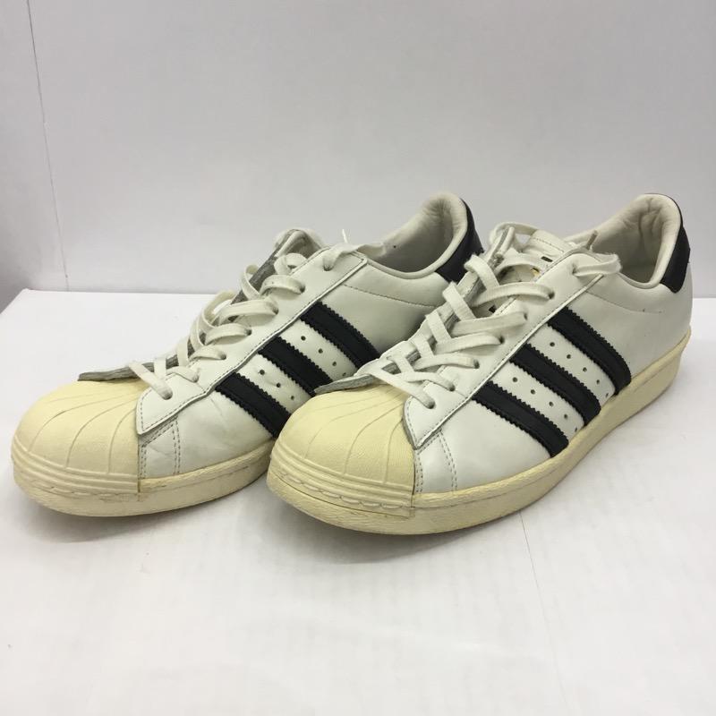 メンズ靴, スニーカー adidas Sneakers adidas Originals SUPERSTAR 80s VINTAGE DELUXE B25963 27.5cm USED10030063rss200315