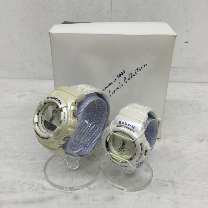 腕時計, ペアウォッチ CASIO Watch Digital G-SHOCK LOV00B-7JR USED10032614