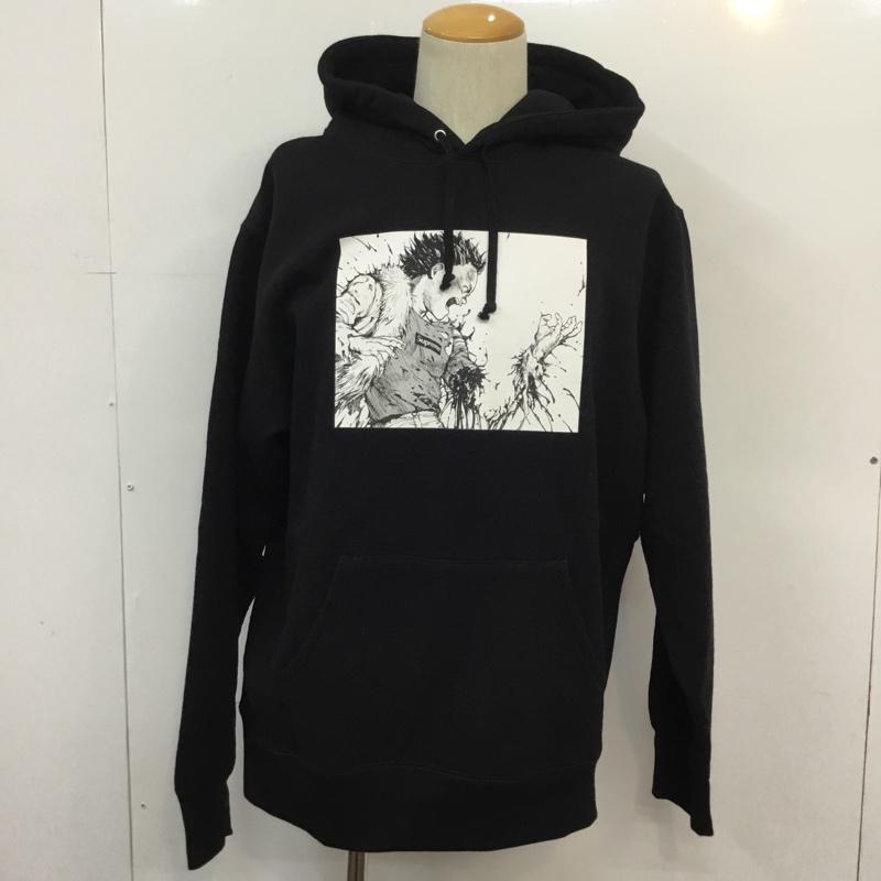 トップス, パーカー Supreme Hooded Sweatshirt, Hoodie Arm Hooded Sweatshirt AKIRA USED10045095