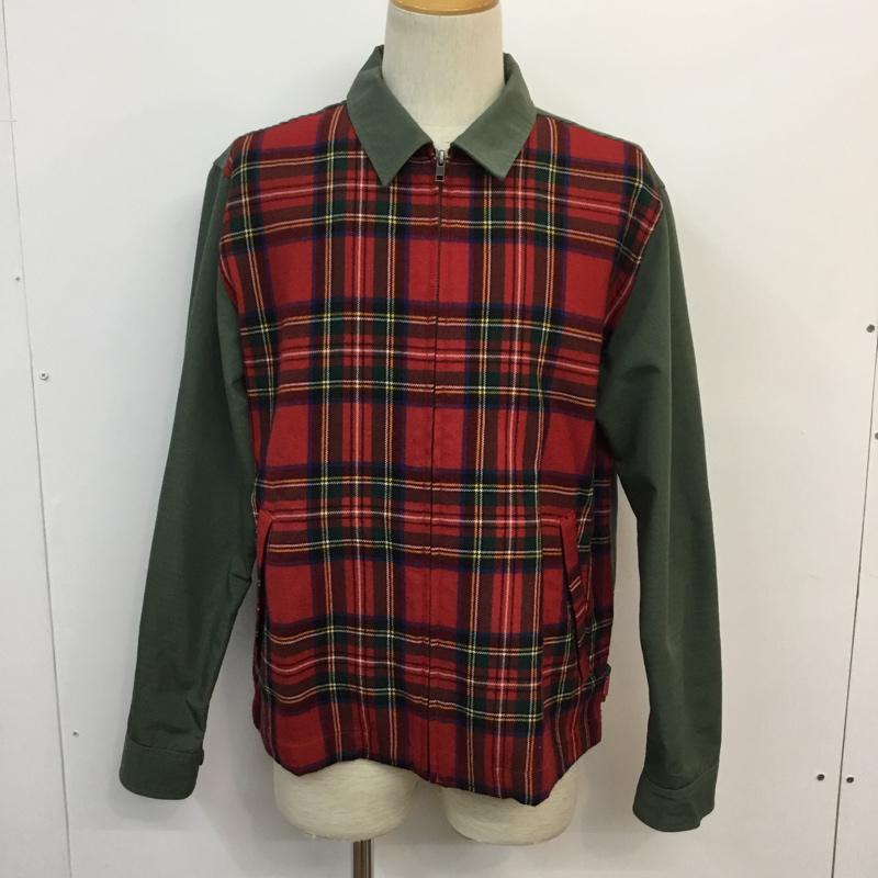 メンズファッション, コート・ジャケット Supreme Jacket SupremeCOMME des GARCONS Tartan Coach Jacket 15AW USED10047048