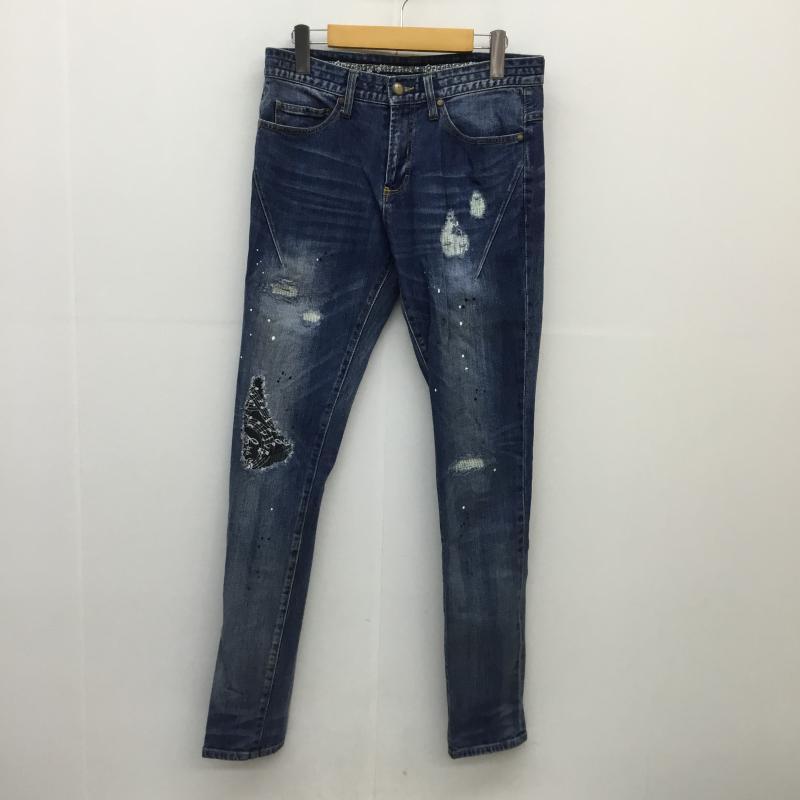 メンズファッション, ズボン・パンツ NUMBER (N)INE Pants, Trousers Denim Pants, Jeans USED10050323