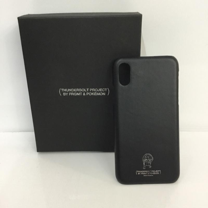 バッグ・小物・ブランド雑貨, その他 FRAGMENT THUNDERBOLT PROJECT iPhone USED10051035