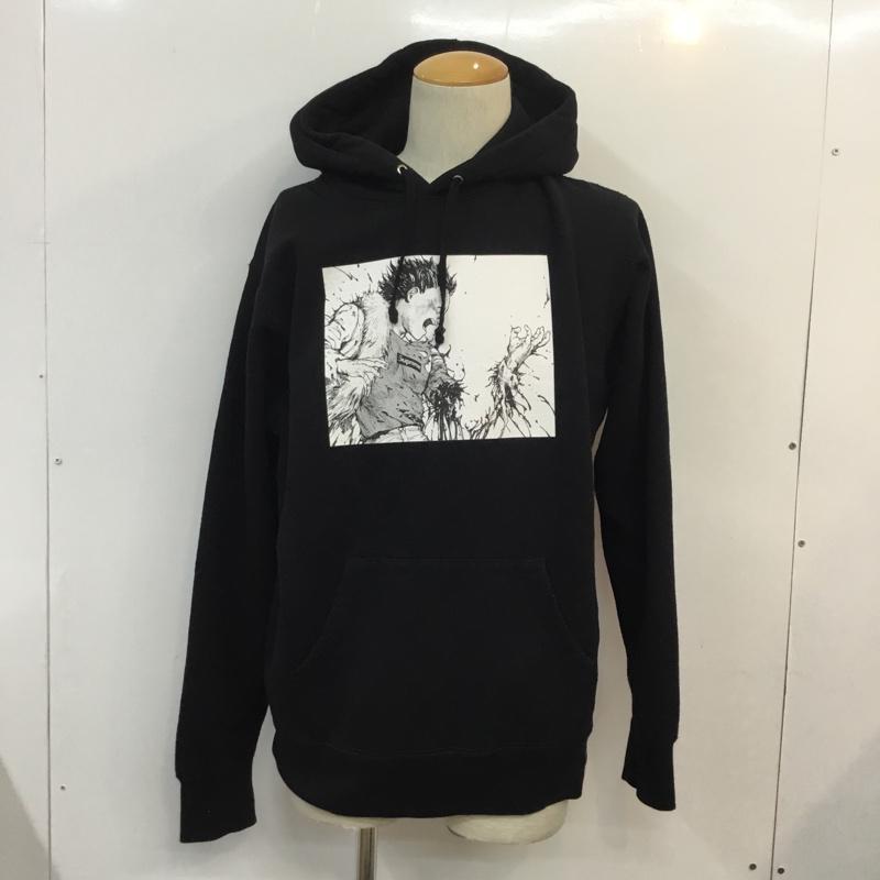 トップス, パーカー Supreme Hooded Sweatshirt, Hoodie Akira Arm Hooded Sweatshirt 17AWUSED10051331