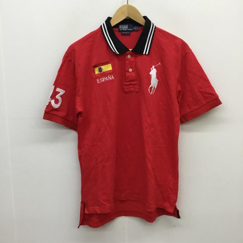 トップス, ポロシャツ Polo by RALPH LAUREN Polo Shirt ESPANA 43USED10055486