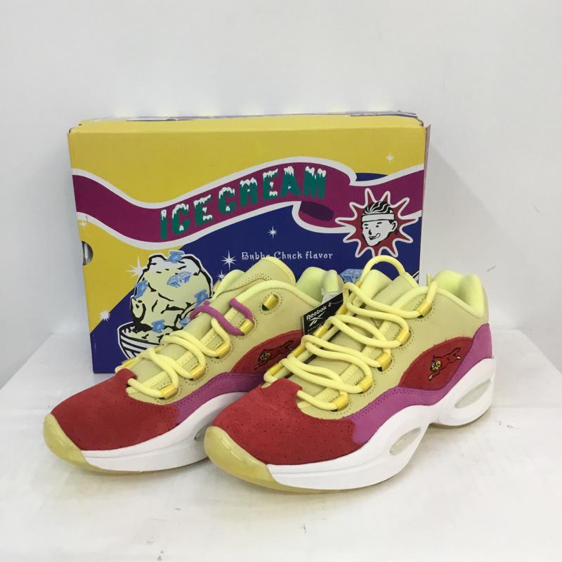 メンズ靴, スニーカー ICECREAM Sneakers FZ4346 ReebokUSED10056091