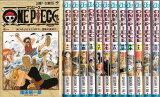 ワンピース(ONEPIECE)<1〜66巻>尾田栄一郎【漫画全巻セット】【中古】
