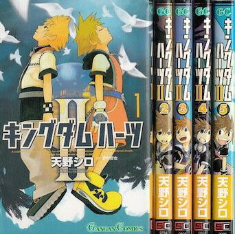 【漫画】【中古】キングダムハーツ2  <1〜10巻完結> 天野シロ 【全巻セット】