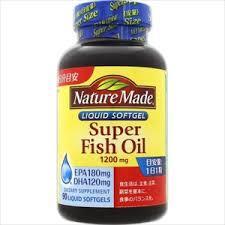 ネイチャーメイド スーパーフィッシュオイル Fish Oil 90粒