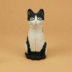 *。・゜・☆【送料無料/セール価格】☆・゜・。*夢之助 (中) かわいい猫のランプ 和紙(ペ...