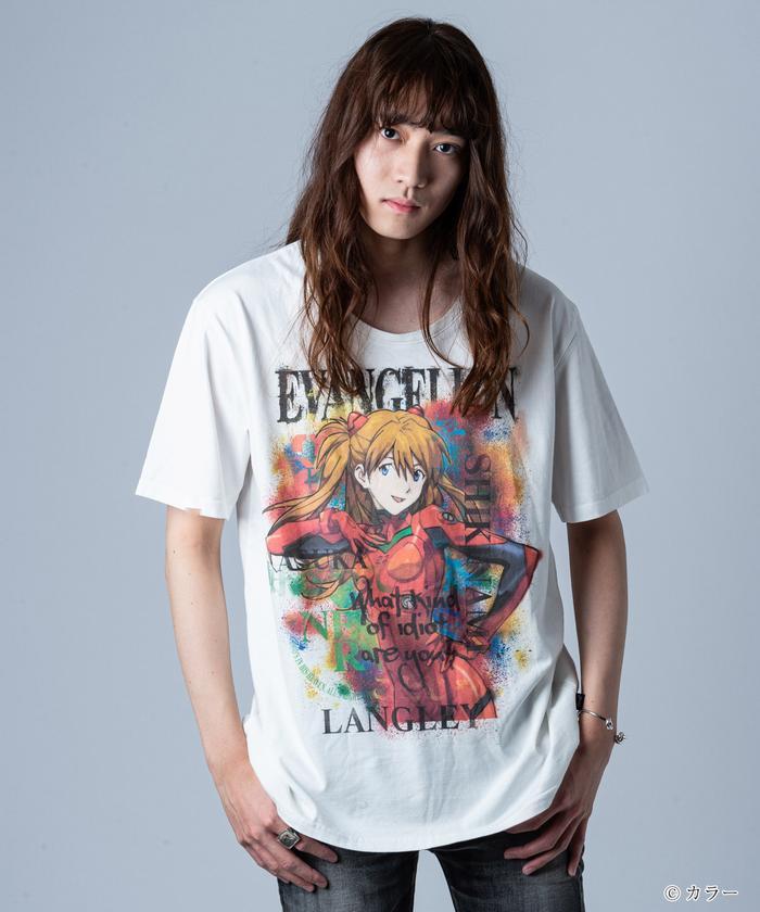 トップス, Tシャツ・カットソー glambEVANGELION Asuka T